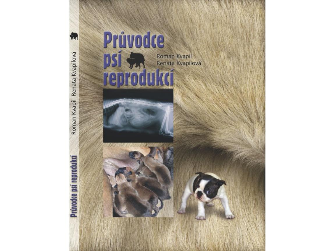 Kniha Průvodce psí reprodukcí